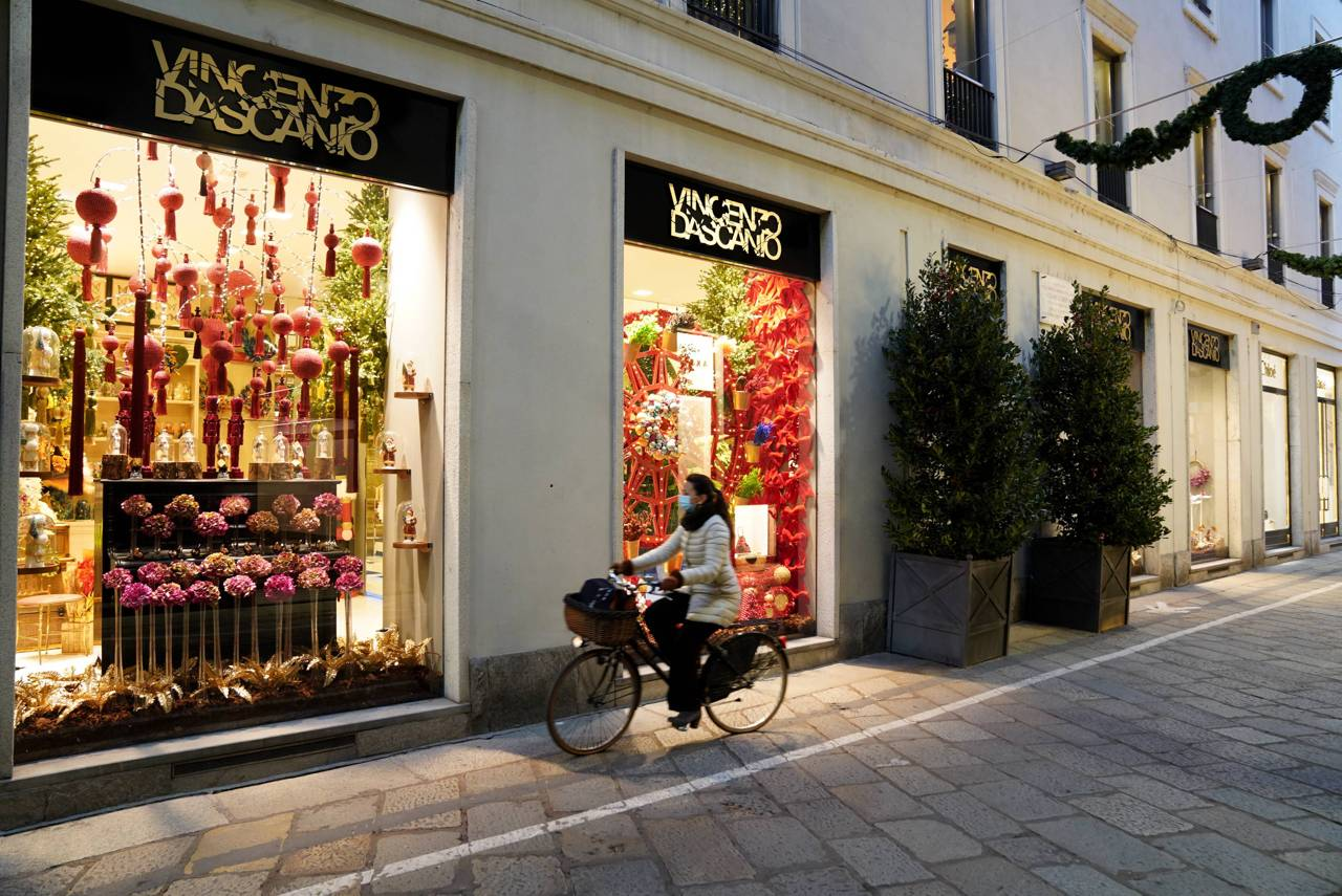 Flower Shop di Vincenzo Dascaino foto Corriere