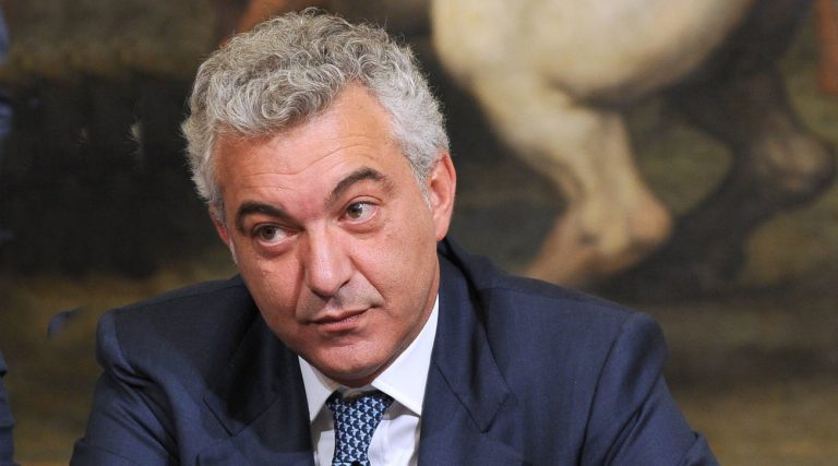 """Domenico Arcuri:"""" Nessuna pressione sulle terapie intensive"""""""