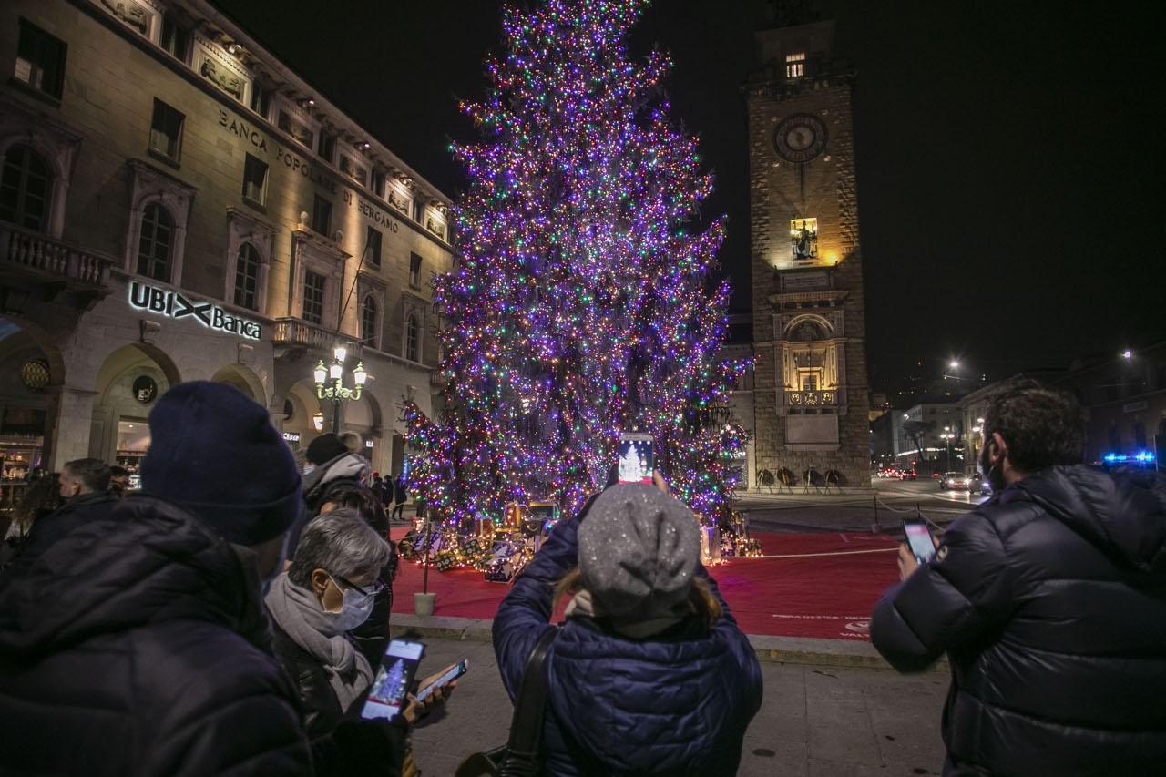 Albero di Natale Bergamo