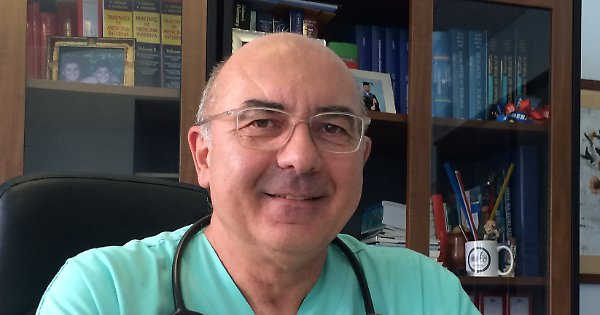Il dottor Bosio rientra in servizio