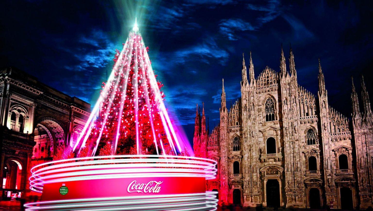 Albero di natale Milano
