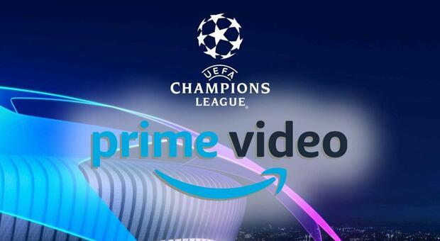Amazon conquista la Champions league del mercoledì