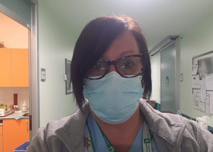 Prima vaccinata in Lombardia, Adele Gelfo