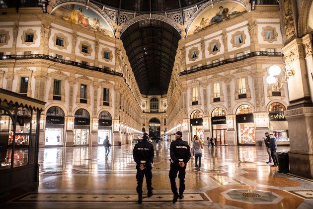Da domani 24 dicembre scatta la zona rossa in tutta Italia