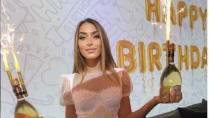 Party compleanno Elisa de Panicis