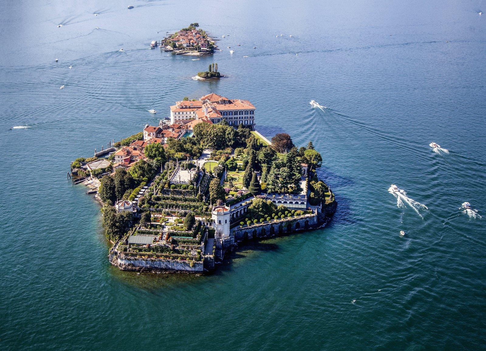 Isola Bella, Lago Maggiore
