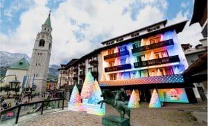 Louis Vuitton aprirà entro fine dicembre il primo store a Cortina d'Ampezzo.