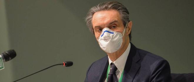 "Fontana:""Dall'11 dicembre Lombardia zona gialla"""