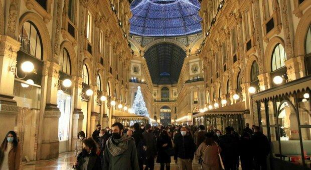 Ingressi contingentati in Galleria Vittorio Emanuele