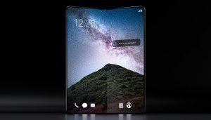 Nuovo iPhone pieghevole