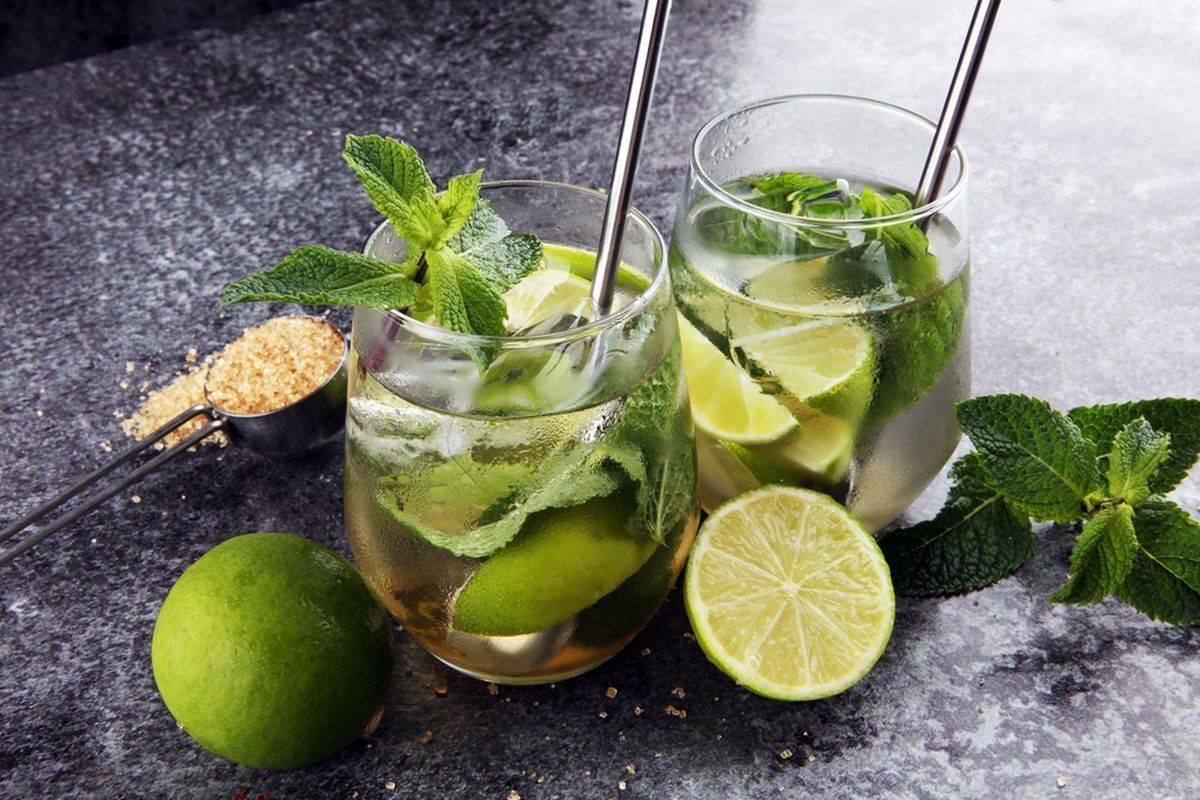 mojito drink aperitivo