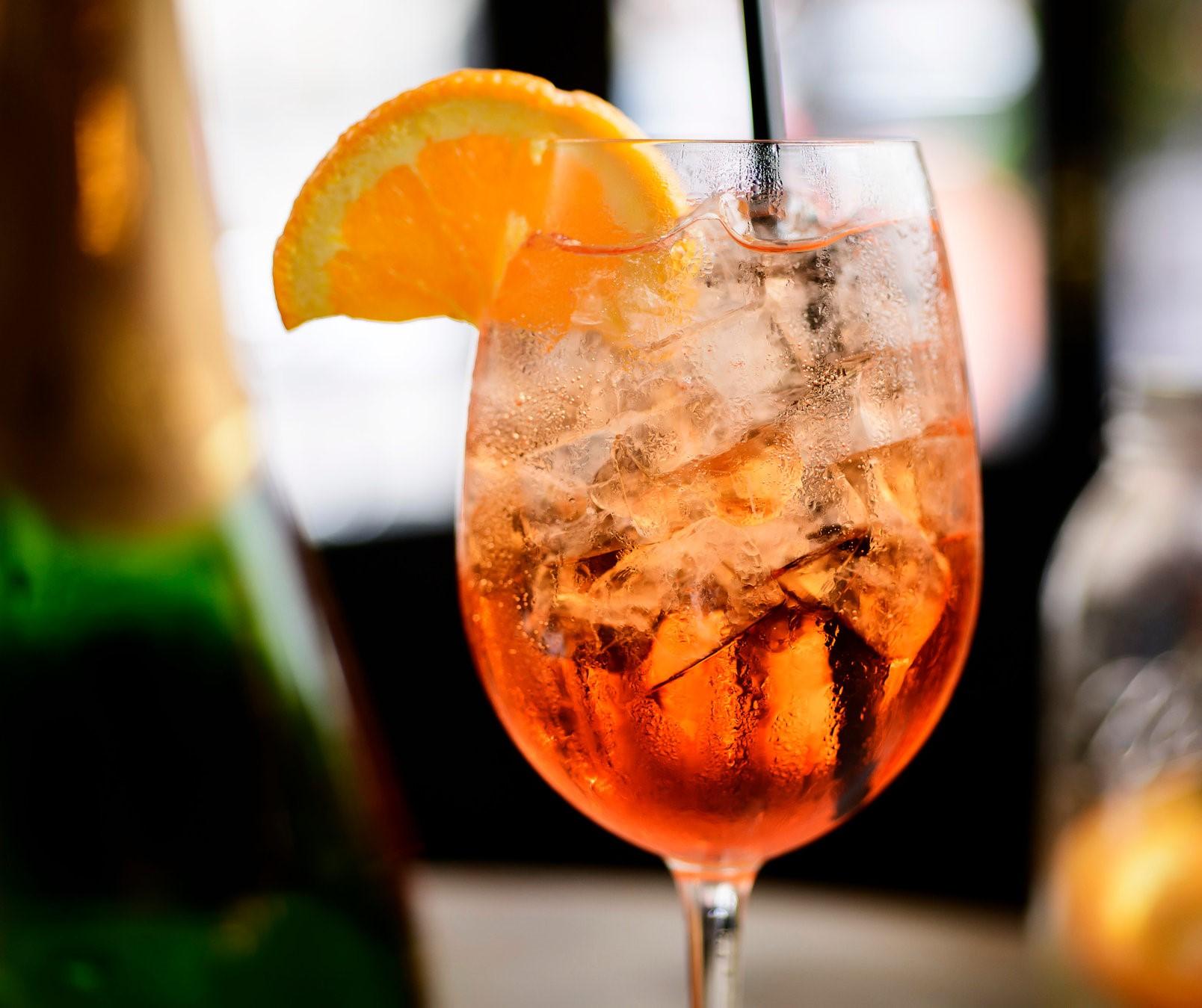 aperol spritz aperitivo