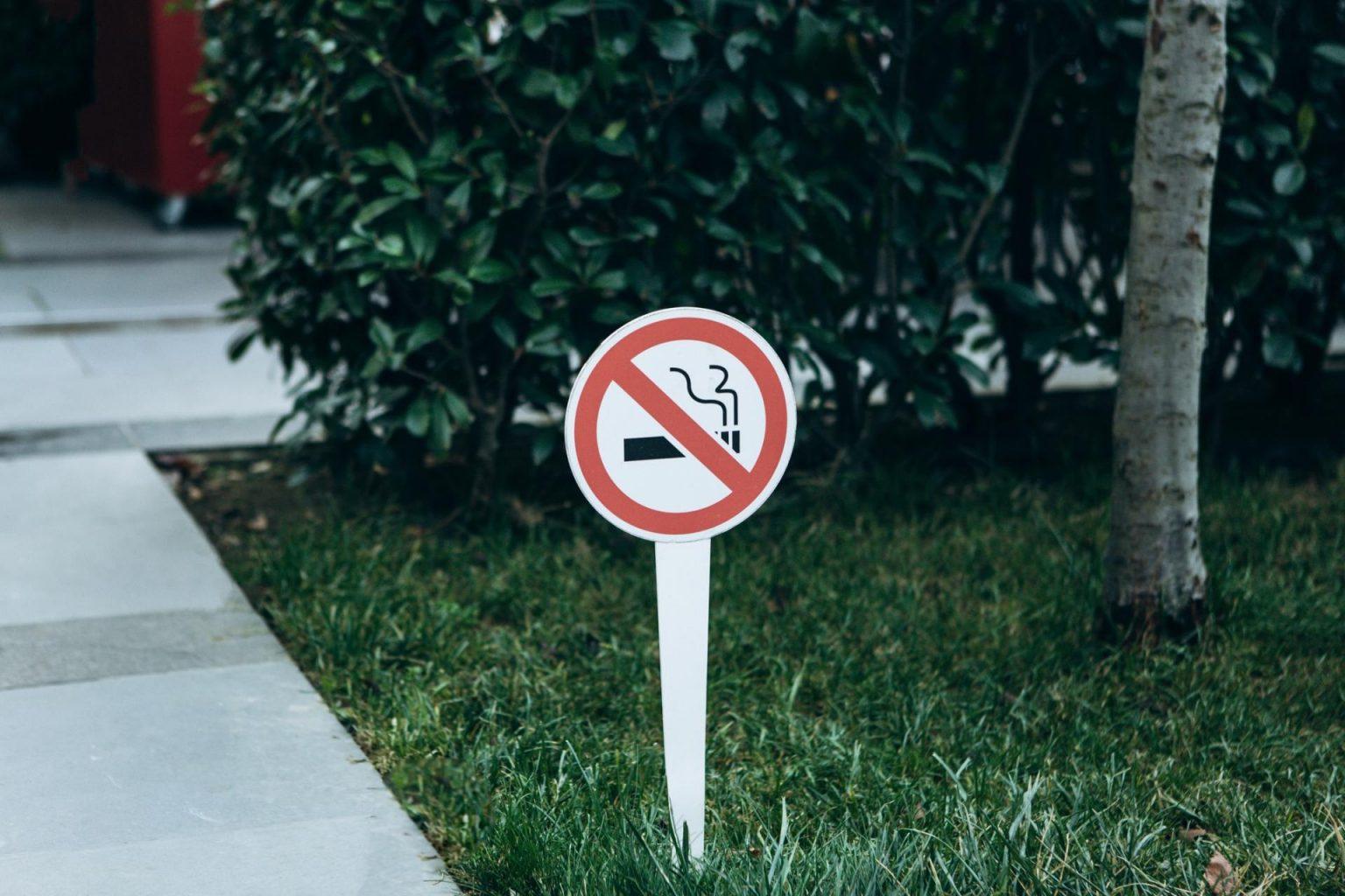 milano dice stop al fumo