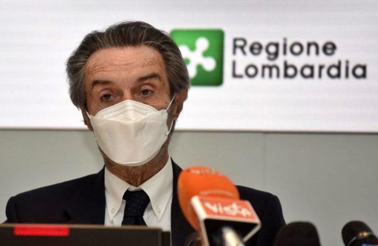 La Lombardia torna in zona gialla da domenica 31 gennaio