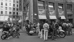 Ritorno al futuro per Burghy: l'iconico marchio anni '80 riappare sulle vetrine