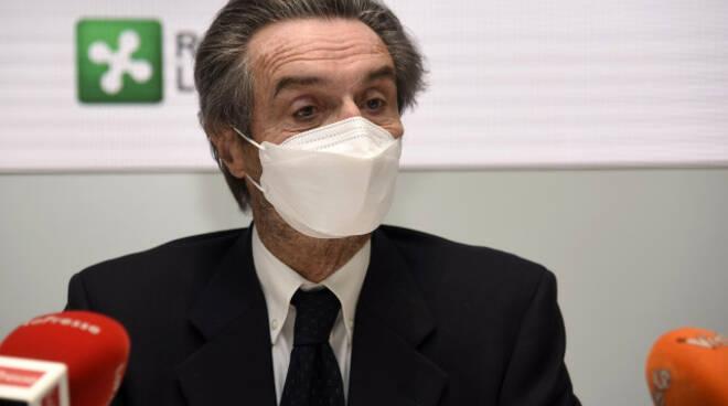 La Lombardia sarà zona arancione A comunicarlo è il Governatore della Lombardia Attilio Fontana sul suo profilo Facebook.