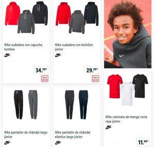 Lidl e Nike