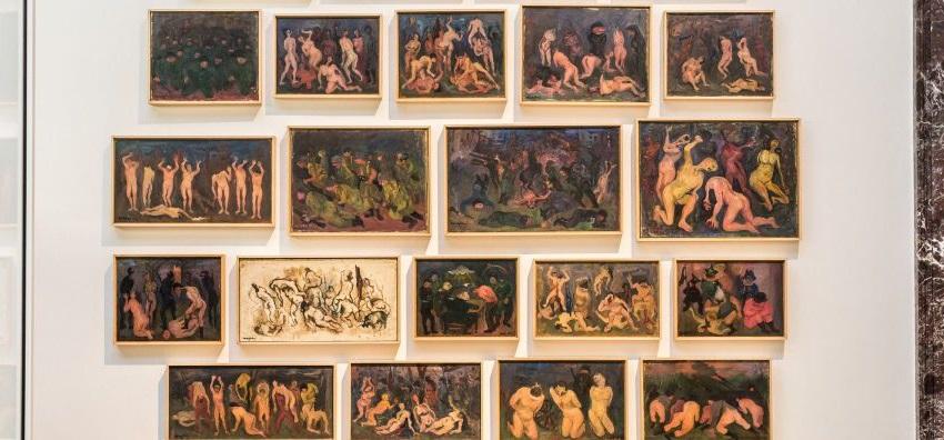 pinacoteca di brera mostra fantasia ss