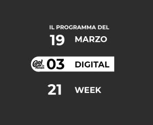 digital week 19