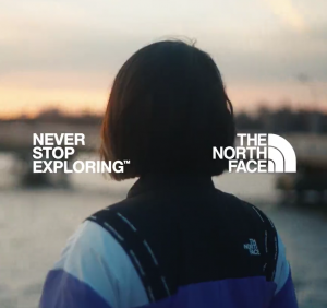"""THE NORTH FACE: Campagna """"Never Stop"""""""