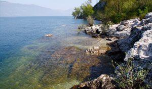 Spiaggia Fornaci sul Lago Maggiore