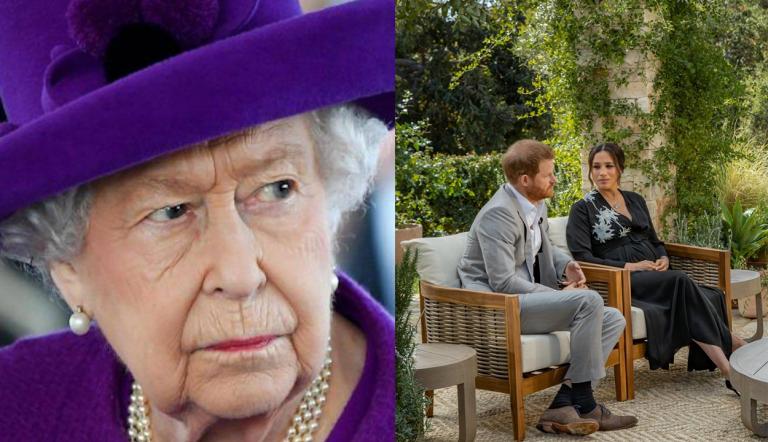 harry meghan regina elisabetta