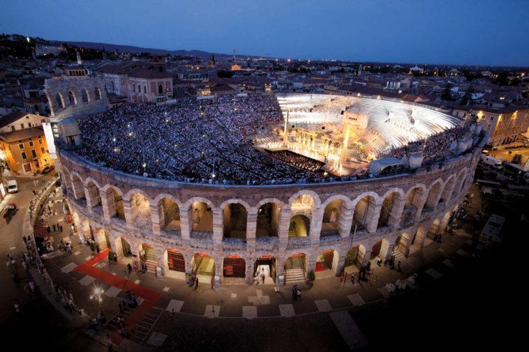 confermati concerti arena di Verona