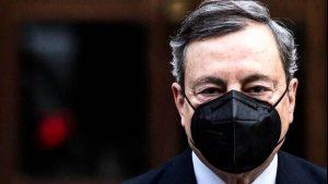 """Draghi: """"Sul coprifuoco non c'è nulla da dire, non è in discussione. Punto"""""""