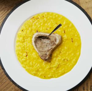 Risotto e ossobuco alla Milanese nella classifica dei 100 piatti più amati al mondo