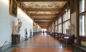 uffizi scoperti due nuovi affreschi