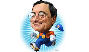 Mario Draghi nessun compenso