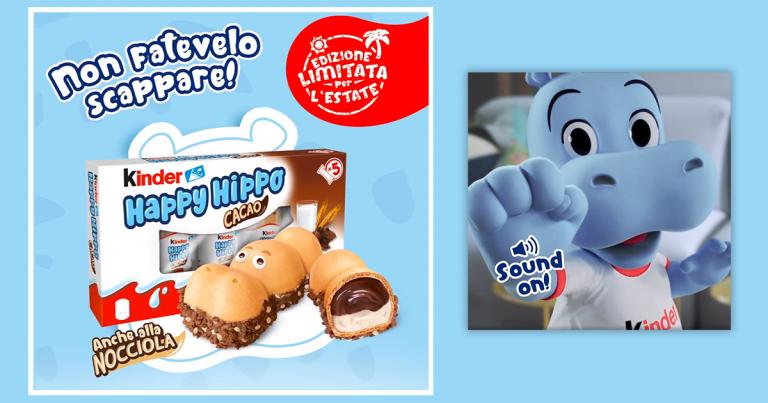 kinder-happy-hippo ferrero