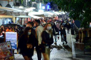 Milano, primo venerdì sera in zona gialla: zone movida piene