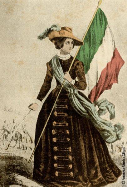 Cristina Trivulzio di Belgioioso