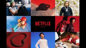 Netflix.Shop ecommerce