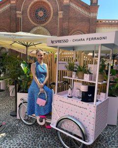 caffè Chiara Ferragni