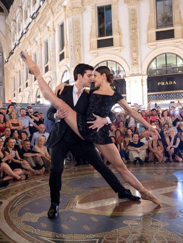 milano roberto bolle on dance