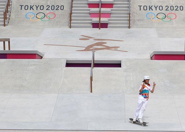 olimpiadi oro tredicenne