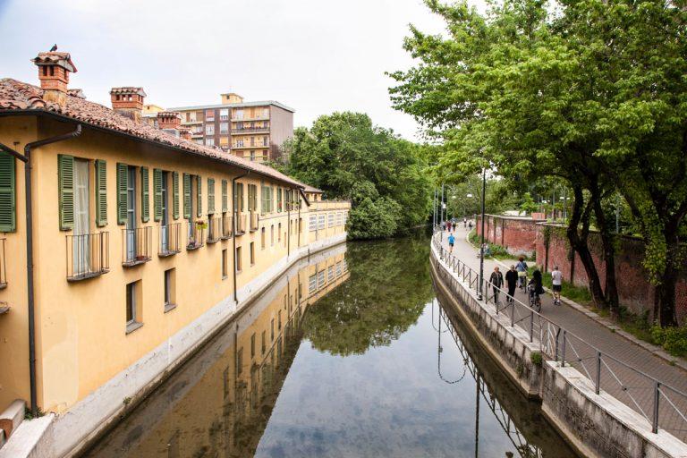 Milano riaprire Navigli