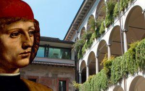 pinacoteca ambrosiana aperitivo Leonardo