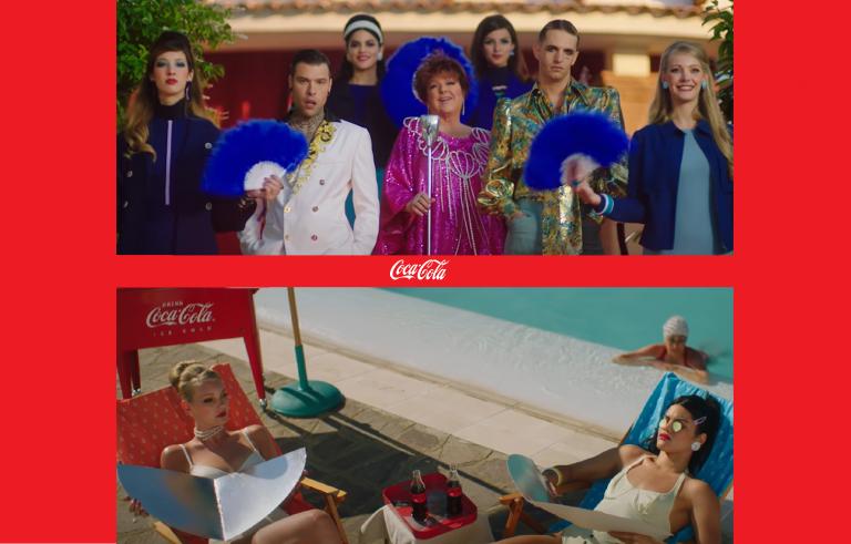 coca cola zero fedez mille collaborazione