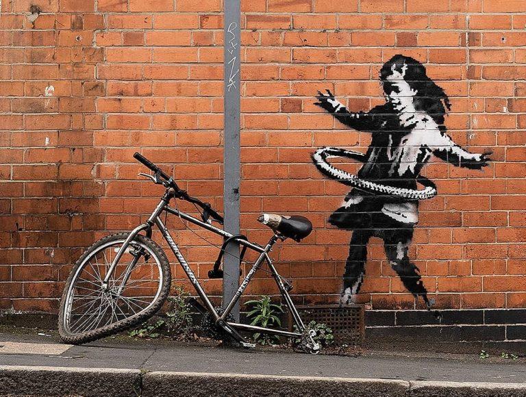 Banksy milano mostra