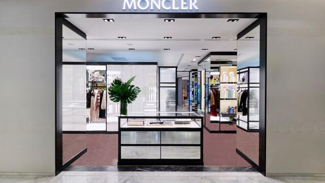 Moncler apre il secondo flagship store inGalleria Vittorio Emanuele