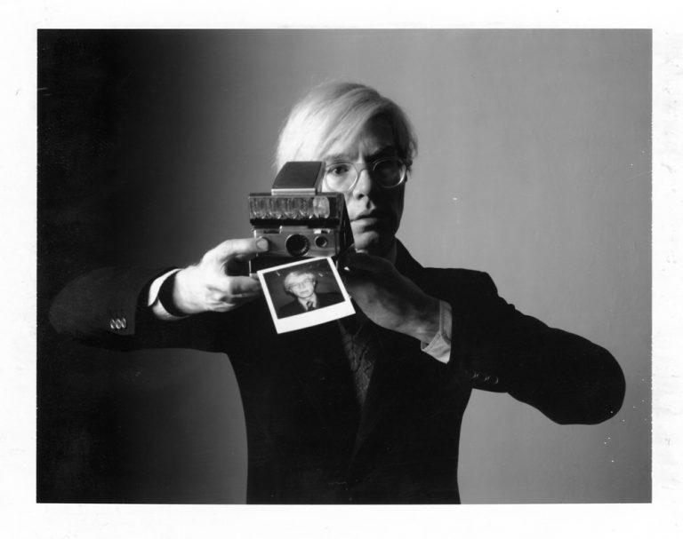 Arriva a Milano la mostra Instant Warhol