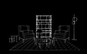 Fuori Salone 2021: la Feltrinelli ci porta nelle atmosfere di Dostoevskij